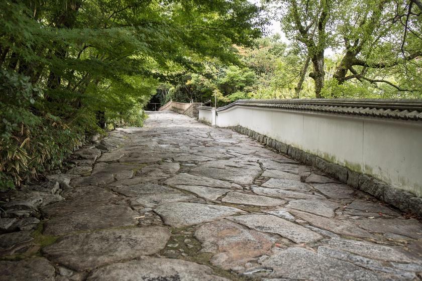 四国村「流れ坂」