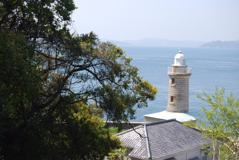 The Ogijima Lighthouse
