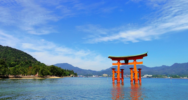 MIYAJIMA ITSUKUSHIMA SHRINE