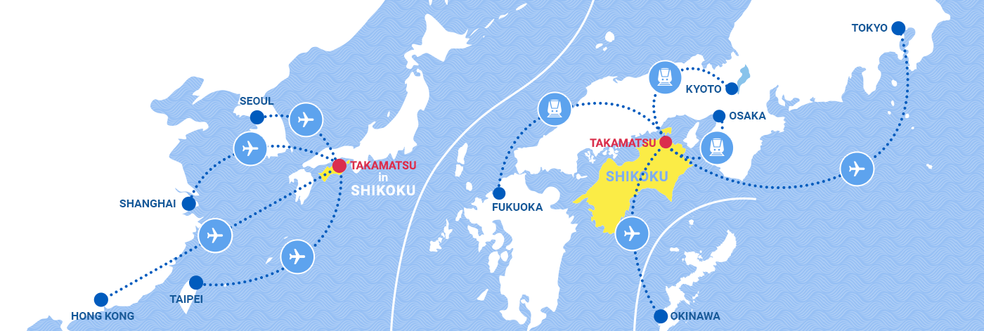 The Five Best Cherry Blossom Spots in Takamatsu City TRAVEL IN